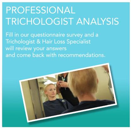Trichologist Consultation